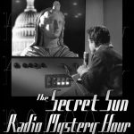 Interview on Secret Sun Radio Mystery Hour