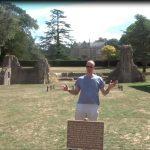 Glastonbury Abbey William Blake Recitation