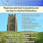 Autumn 2014 Glastonbury presentations.